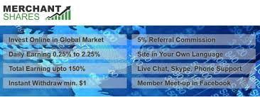 Merchant Shares