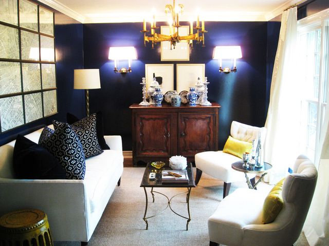 449 Best Images About Glam Chic Living Rooms On Pinterest House Tours Eclectic Living Room