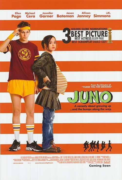 Juno #movie #movieposter