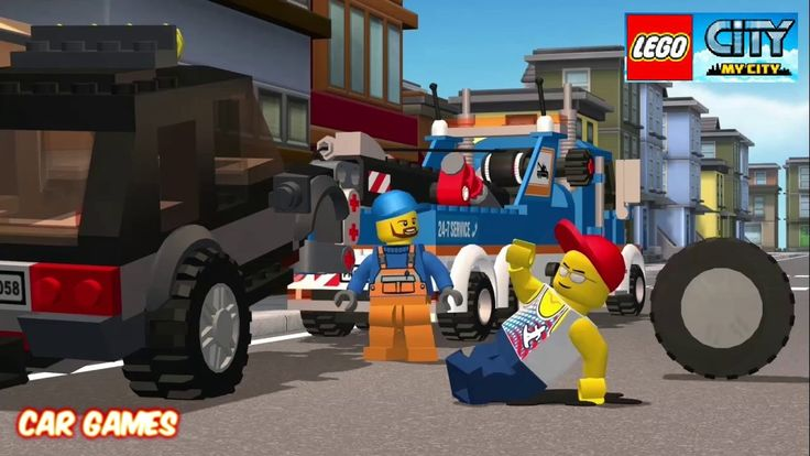 lego game | cartoon about tow truck | lego movie | lego cars | lego city...