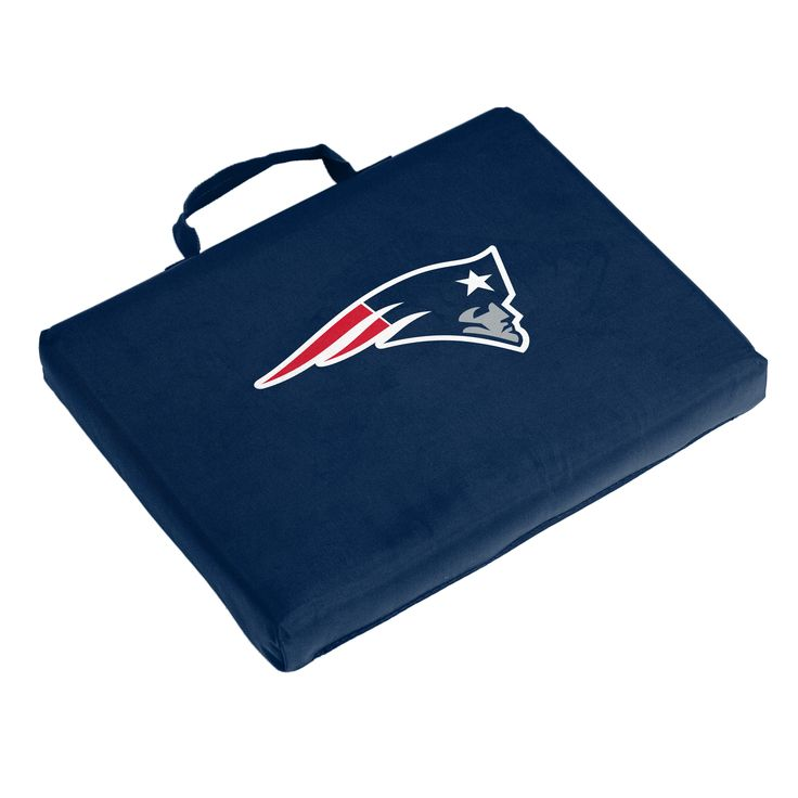 New England Patriots Bleacher Cushion ❤️🎄💙 Stay comfortable. #logobrands #nfl #patriots #gopats