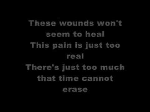 My Immortal Sung by: Evanescence  Lyrics!  Im so tired of being here Suppressed by all my childish fears And if you have to leave I wish that you would just leave Cause your presence still lingers here And it wont leave me alone  These wounds wont seem to heal This pain is just too real Theres just too much that time cannot er...