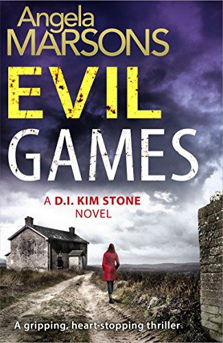 Evil Games: A gripping, heart-stopping thriller (Detectiv... https://smile.amazon.com/dp/B00U7K5F4O/ref=cm_sw_r_pi_dp_-t3KxbB5GTSJR