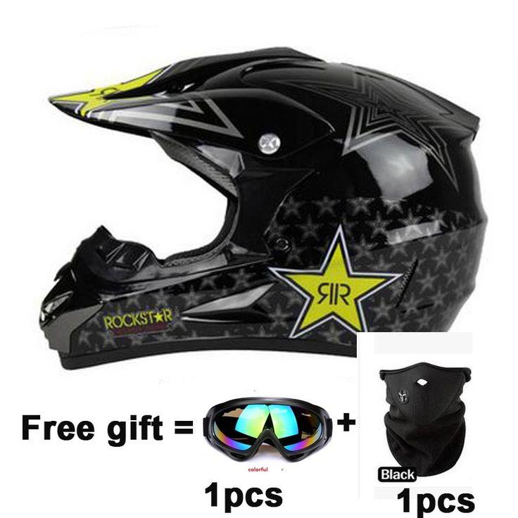 2016 nouveau casque de moto mens moto casque top qualité capacete motocross off road motocross casque