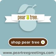 Greetings from the pear tree shopping