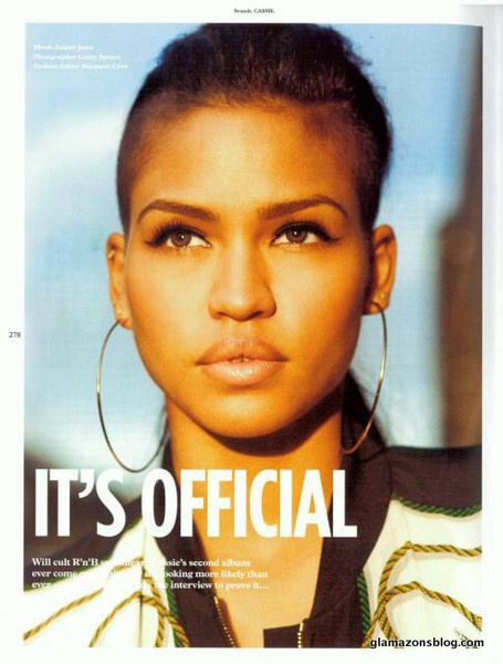 cassie for wonderland magazine