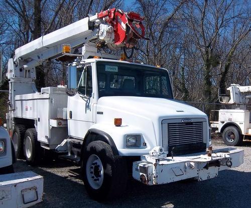 bumper winch braden 20 000 lbs for utility bucket trucks. Black Bedroom Furniture Sets. Home Design Ideas