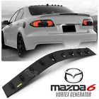 Awesome Amazing New Mazda 6 2003 ON Glossy Black Car Roof Air Vortex Generator Fin Spoiler 2017 2018 Check more at http://24go.cf/2017/amazing-new-mazda-6-2003-on-glossy-black-car-roof-air-vortex-generator-fin-spoiler-2017-2018/