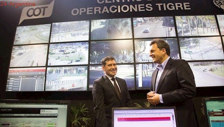 Sergio Massa recibió al gobernador de La Rioja y le hizo un guiño al PJ en plena campaña electoral