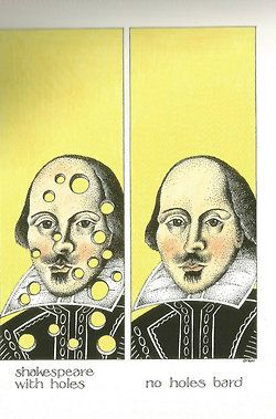 A portrayal of humor on shakespeares plays