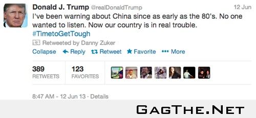 Donald Trump Gets Utterly Destroyed on Twitter | GagTheNet ...