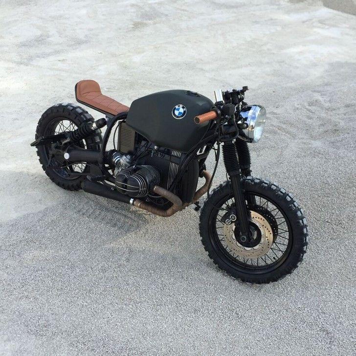 BMW R80 R #caferacer | BMW NA | BMW MOTORCYCLES | BMW USA | VINTAGE | caferacerpasion.com