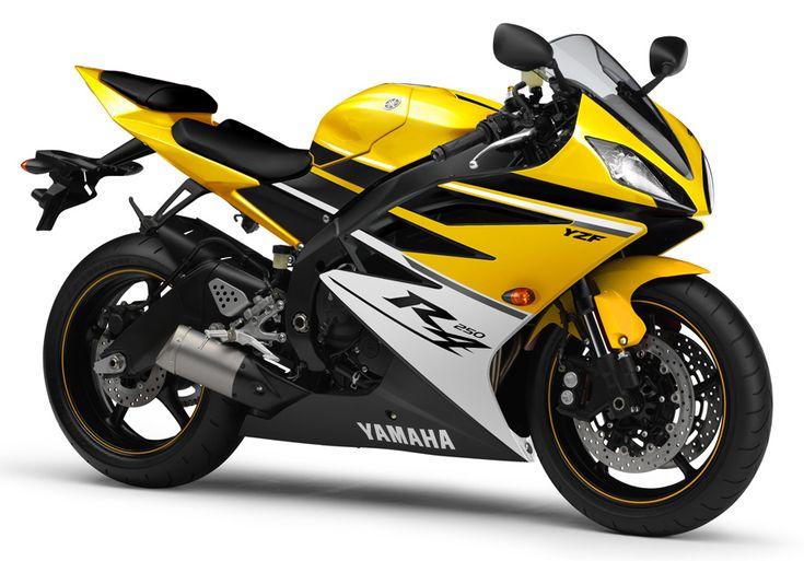 250cc Yamaha Sport Bike in the Works