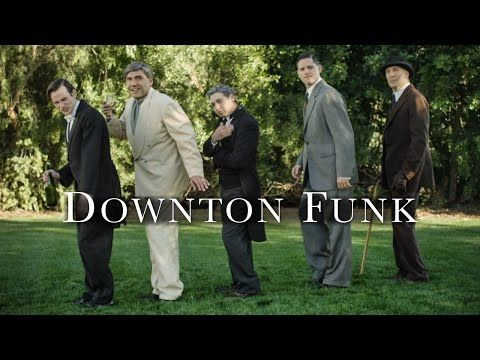 """Downton Funk"" is a mashup by CollegeHumor that combines Downton Abbey with ""Uptown Funk"" by Mark Ronson featuring Bruno Mars. The song features many story points from the show and is told from the perspective of Hugh Bonneville's character Robert Crawley."