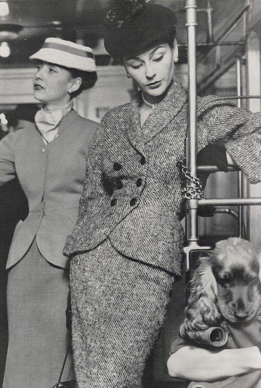 Balenciaga Tailleurs, c 1950.