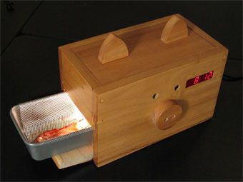 wake n-bacon alarm clock