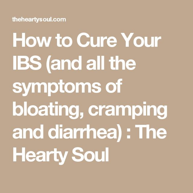 how to stop bloating and ibs