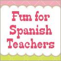 Spanish Teacher Blog. Online resources for spanish teachers http://funforspanishteachers.blogspot.com.es/