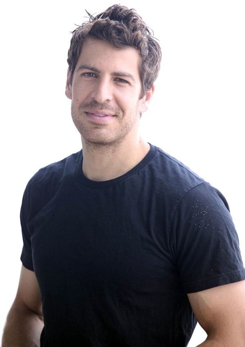 Don Hany. Real Australian talent (And to think I've spoken to him in real life *swoon*)!