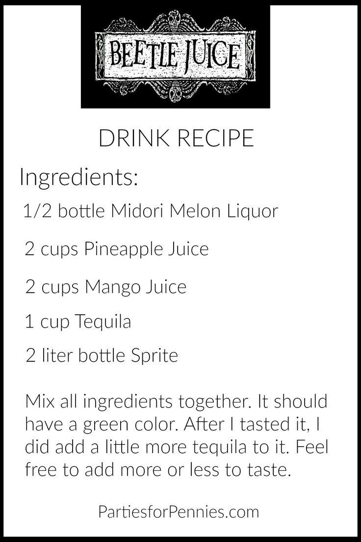 Best 25+ Halloween cocktails ideas on Pinterest | Halloween drinks ...