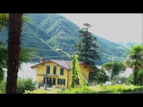 "▶ Video ""Residenza and Dependence in late summer"" , Lake Lugano & Lake Como - YouTube"