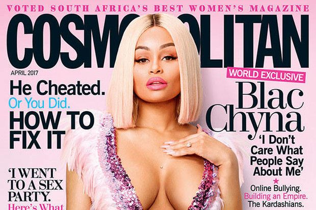 "Blac Chyna Covers April Issue Of Cosmopolitan South Africa  Blac Chyna says she's ""in it for the long haul"" with Rob Kardashian in her new cover story with Cosmo. http://www.hotnewhiphop.com/blac-chyna-covers-april-issue-of-cosmopolitan-south-africa-news.30206.html  http://feedproxy.google.com/~r/realhotnewhiphop/~3/fmO-HwshwbY/blac-chyna-covers-april-issue-of-cosmopolitan-south-africa-news.30206.html"