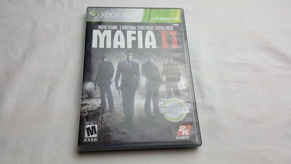 Mafia II by 2K Games for Microsoft Xbox 360 2010 Video Game