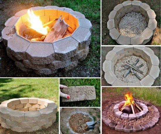 18 Easy Budget Decorating Ideas That Won T Break The Bank: Top 25+ Best Easy Fire Pit Ideas On Pinterest