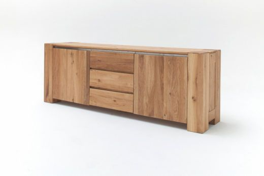 + ideas about Sideboard Eiche Massiv on Pinterest  Sideboard eiche ...