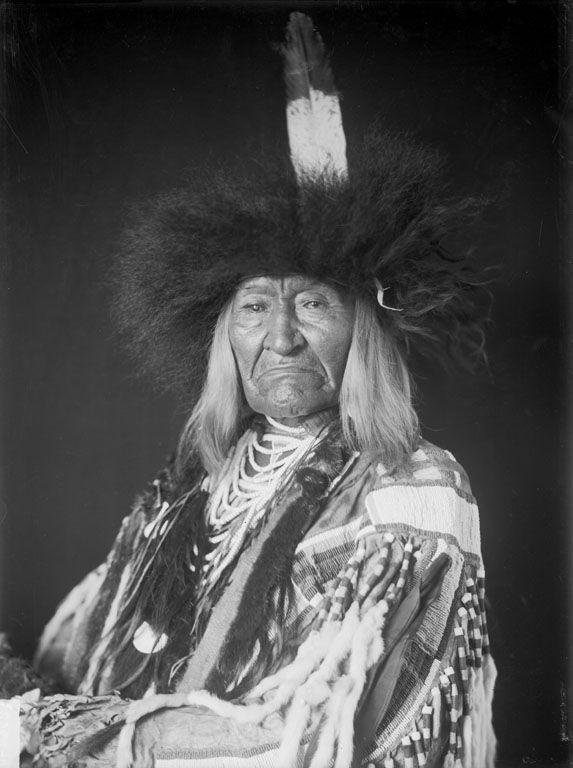 American Indians : Pa Tik He Ke Heci - Nez Perce 1908.