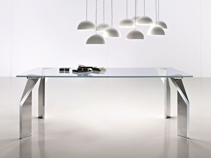 Mesa rectangular A4 by CIACCI GROUP