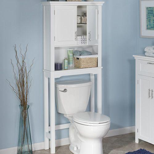 Best 25+ Over the toilet cabinet ideas on Pinterest | Bathroom ...