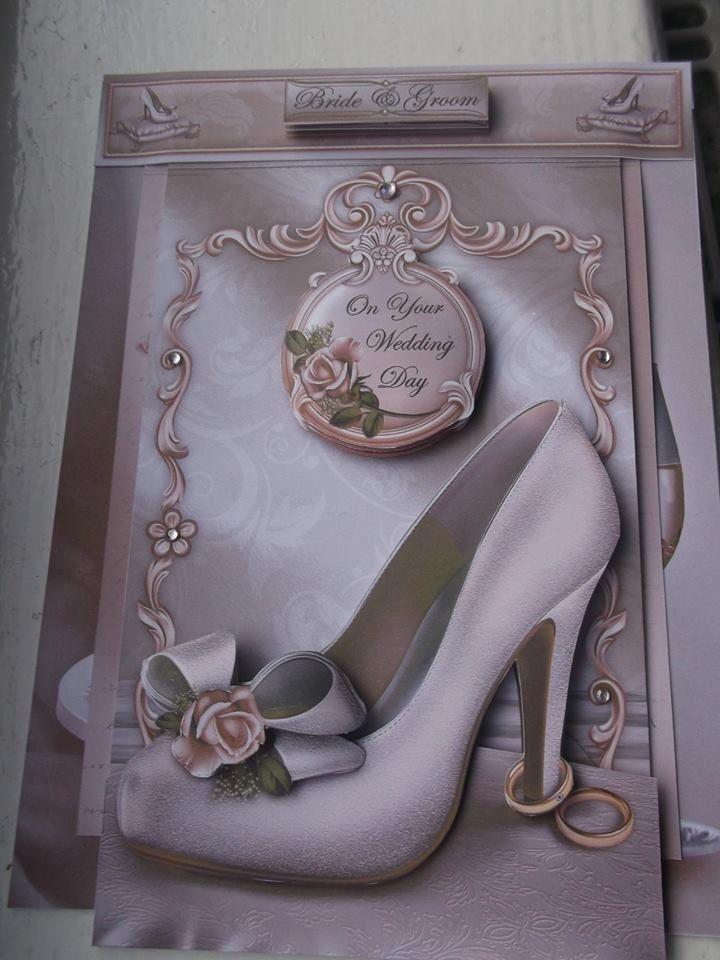 'The Wedding Shoe'