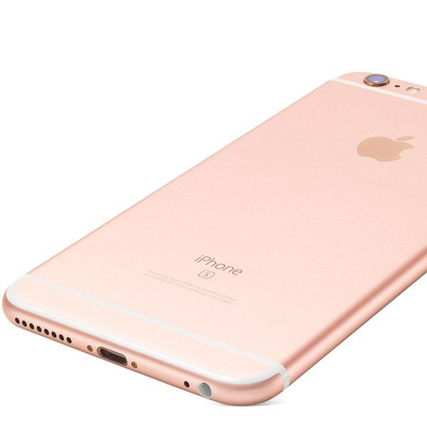"""iPhone 6s Plus in rose gold www.teelieturner.com """"I love to wear rose gold, so I'm excited that the latest iPhone and the Apple Watch Sport now come in the lovely shade. $874.99 #oprahfavoritethings"""