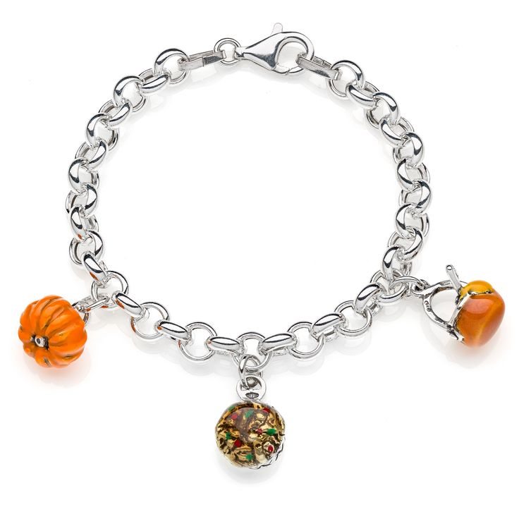 Sterling Silver Premium Bracelet - Lombardia - 159 Euro Free worldwide shipping over 99 Euro