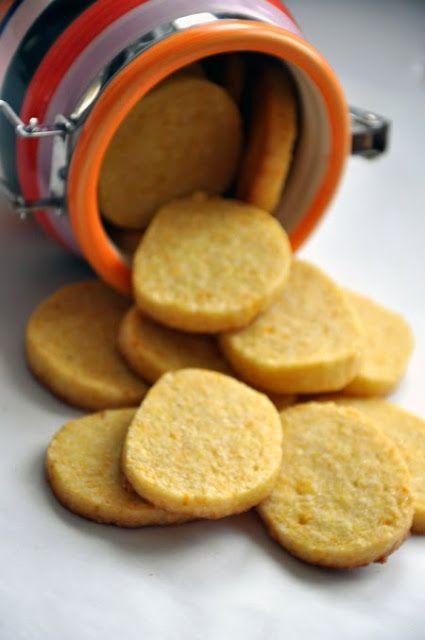 Narancsos sablé/keksz | Csak a Puffin