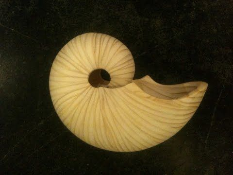 Scroll Saw Shells 2 The Next Level Youtube Instructional