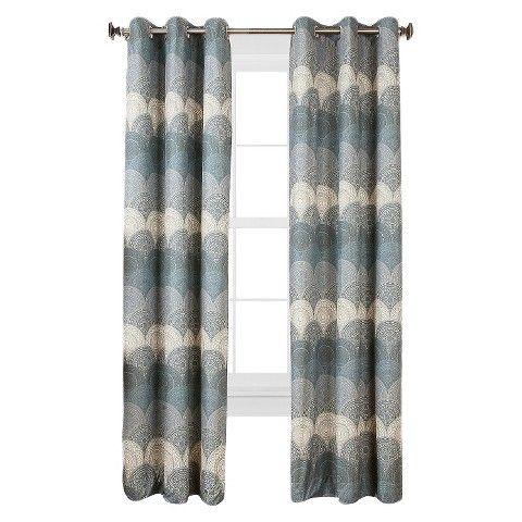 Sun Zero Malta Thermal Lined Room Darkening Curtain Panel