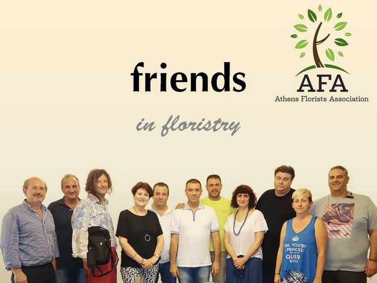 FRIENDS DAY FLORISTRY AFA 2015
