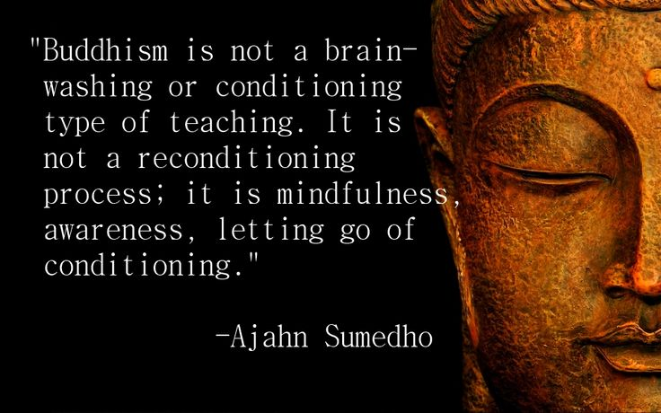 Ajahn Sumedho Quote 07