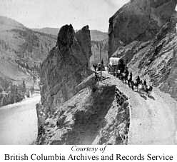 Cariboo Wagon Road