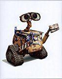 #8: Signed Burtt Ben (Wall-E) 810 Photo autographed