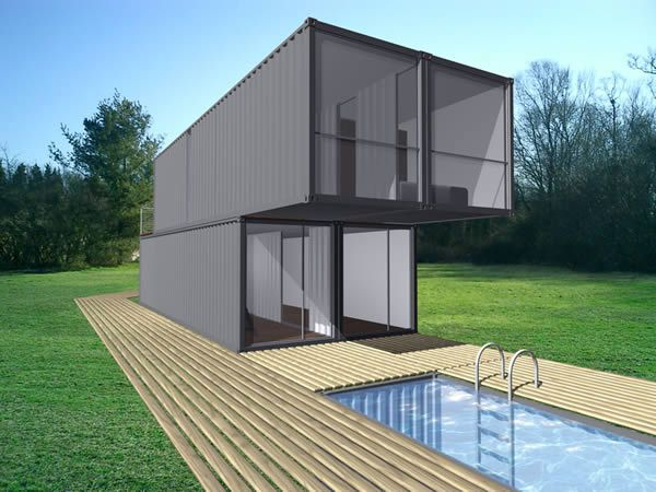 Shipping Container Homes (or Why Would I Want to Live in a Metal Box