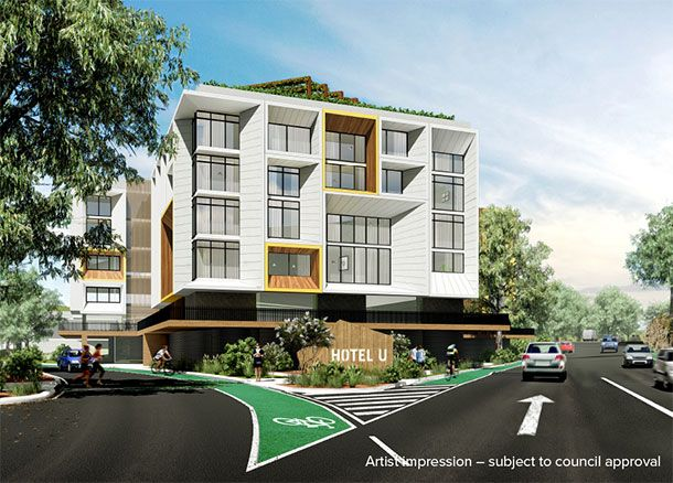 """River View Release   Underbank:""""Urban living, by the river"""""""