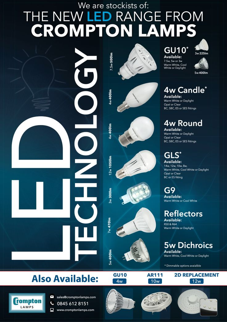 53 Best Crompton Lamps Led Lighting And Lightbulbs Images