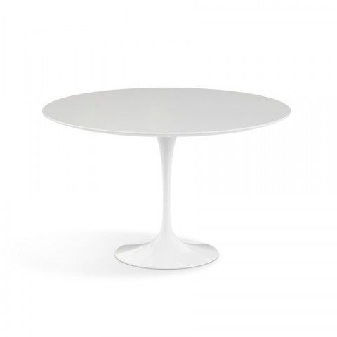 Saarinen tulp tafel rond Tulp Knoll