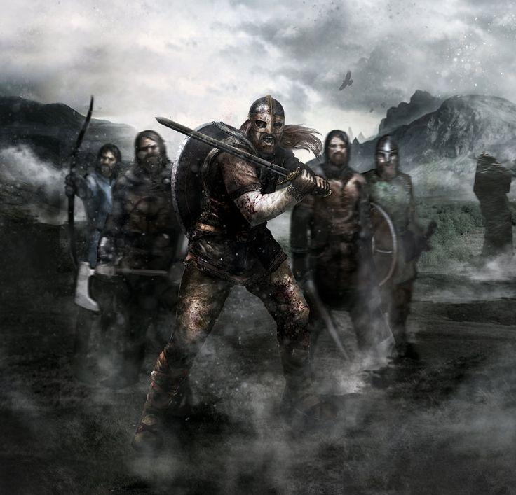 котлеты картинки викинги в бою нем, фото никогда