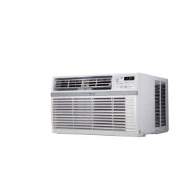 Window Air Conditioner 3 Cooling & Fan Speeds with Auto Cool Three powerful cooling and fan speeds allow you to control the temperature of your room at your pace.    4-Way Air Direction Enjoy the cool air even more with or 4-way air direction. By adjusting the deflection, air is directed up, down, left or right. So you can move the air where it's needed most.  Features:  10,000 BTU EER 11.3 / CEER 11.2 3 Cooling & Fan Speeds with Auto Cool 4-Way Air Direction