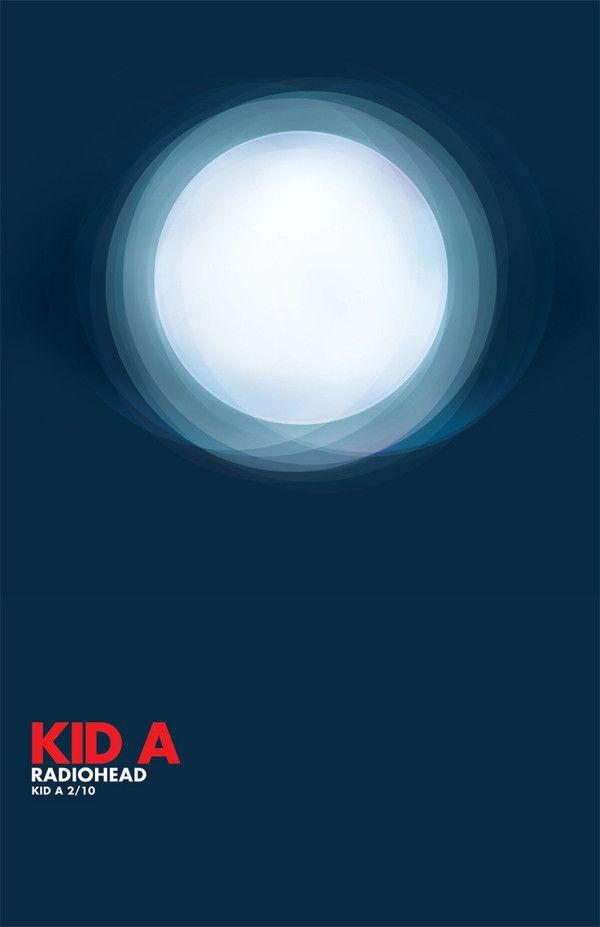 Radiohead - Kid A // Kid A