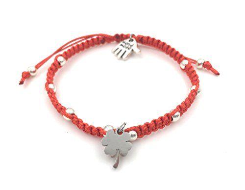 "Lucky bracelet ""Four Leaf Clover"" Nauta https://www.amazon.co.uk/dp/B079SGJY9Z/ref=cm_sw_r_pi_dp_x_NL9MAb9653TQ9"